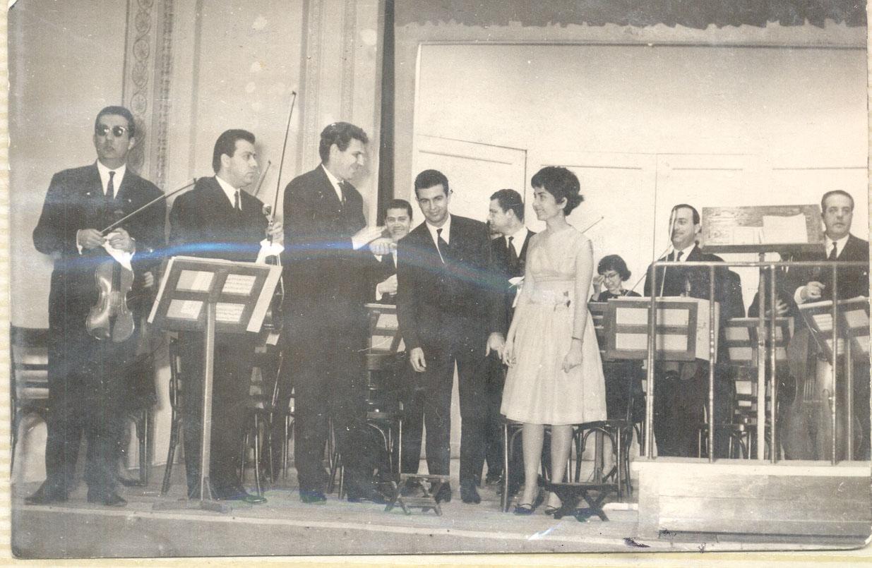 1964 Concerto Vivaldi- Μ.Θεοδωράκης
